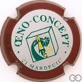 Champagne capsule H8303.k Contour bordeaux