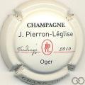 Champagne capsule 11 Blanc, noir et rouge