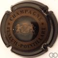 Champagne capsule 6.a Noir et or foncé