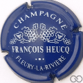 Champagne capsule 4 Bleu et blanc
