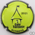 Champagne capsule 43.c Café Torentje 2021