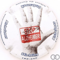 Champagne capsule 28 Stop Alzheimer