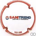 Champagne capsule 25 Sani Trend