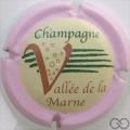 Champagne capsule 11 Contour rose