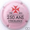 Champagne capsule 114 Rose