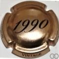 Champagne capsule 121.h 1990