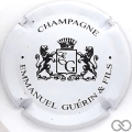Champagne capsule 4 Blanc et noir (et Fils)