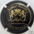 Champagne capsule 3 Noir