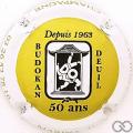 Champagne capsule 28 50 ans Budokan Deuil
