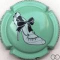 Champagne capsule 39.b Vert