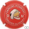 Champagne capsule H9901.m Rouge, DM