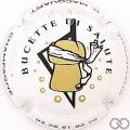 Champagne capsule 1 Fond blanc
