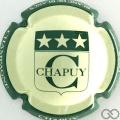 Champagne capsule 3 Crème et vert