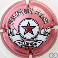 Champagne capsule 16 Rosé métallisé