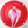 Champagne capsule 3.a Rouge