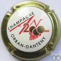 Champagne capsule 1112.e An 2020, jéroboam, contour or
