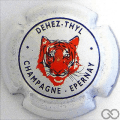 Champagne capsule 1.a Blanc