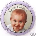 Champagne capsule 22 Cuvée Candice