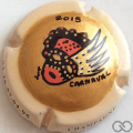 Champagne capsule 10 PALM, Carnaval 2015