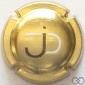 Champagne capsule 9.b Fond or