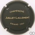 Champagne capsule 10.c Noir mat et or