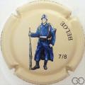 Champagne capsule 2.f 7/10 Soldat
