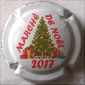 Champagne capsule  Marché de Noël 2017