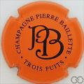 Champagne capsule 14 Orange et noir