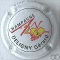 Champagne capsule 1112 An 2020, blanc
