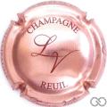 Champagne capsule 6 Rosé et bordeaux