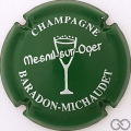 Champagne capsule 7 Vert