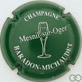 Champagne capsule 6.e Vert