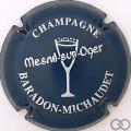 Champagne capsule 7.b Bleu