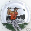 Champagne capsule 27 Golf