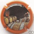Champagne capsule 232.b Tonneau