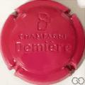 Champagne capsule 10.f Estampée fuchsia