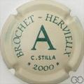 Champagne capsule 19.b Castilla, lettre A