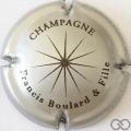 Champagne capsule A1.c Argent et marron, & Fille