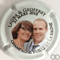 Champagne capsule  Laura & Geoffrey