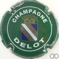 Champagne capsule 3 Vert