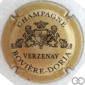Champagne capsule 6 Or-bronze et noir